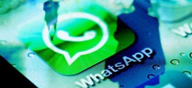 WhatsApp için yeni güncelleme