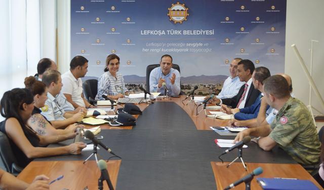 Avrupa Ralli Şampiyonası'nın Kıbrıs Turunun Lefkoşa seyirci özel etabı 8 ekim'de...
