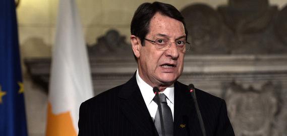 Anastasiades: Kıbrıs'ın bölünmüş olarak kalmaya lüksü yok