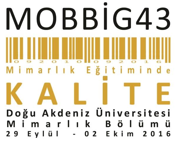 43. Mobbig Olağan Toplantısı DAÜ ev sahipliğinde başlıyor