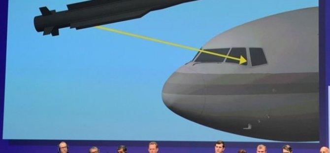 MH17, Rusya'dan getirilen rampadan fırlatılan füze ile vuruldu