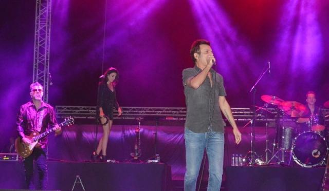 """Girne Kültür Sanat Günleri, """"Teoman"""" konseriyle sona erdi"""