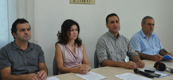 """KTOEÖS: """"2 öğretmen 'yasa dışı' şekilde nakledildi"""""""