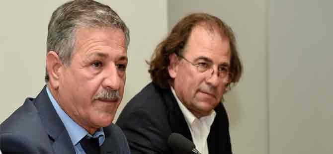 Kıbrıslı Türk ve Rum müteahhitlerden çözüme tam destek!