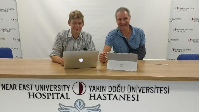 YDÜ Hastanesi ile Otago Üniversitesi Arasında İşbirliği Anlaşması imzalandı