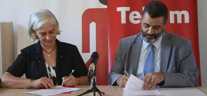 İş Kadınları Derneği ile Telsim arasında işbirliği protokolü