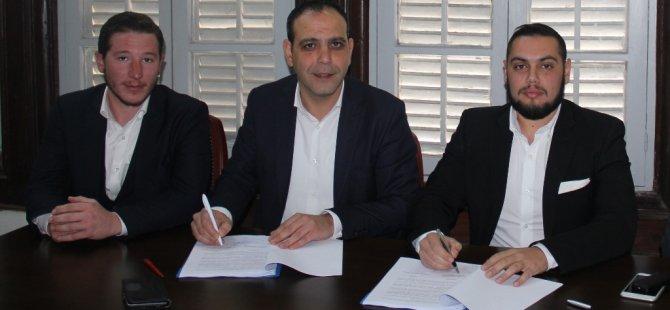 LTB ana su hattı yapım projesi için anlaşma imzaladı
