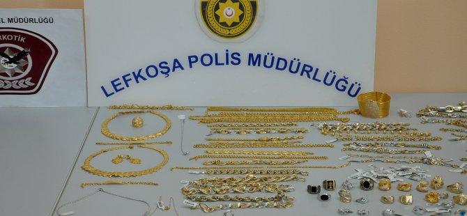 Hırsızlık Şebekesi Kurmuşlar! 10 tutuklu