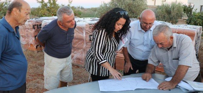 Beyarmudu'nda arazi sorunu, bölge halkı birbiri ile kavga eder duruma getirildi