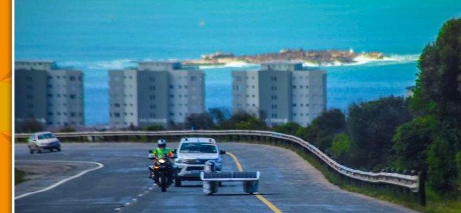 RA27 Güney Afrika'da Yedinci Günü Üçüncü Sırada Tamamladı...
