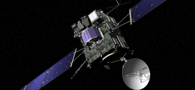 Rosetta'ya veda vakti