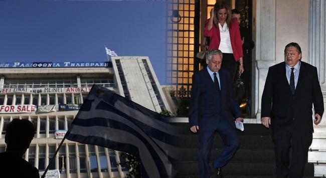 Yunanistan'da Kriz Üstüne Kriz