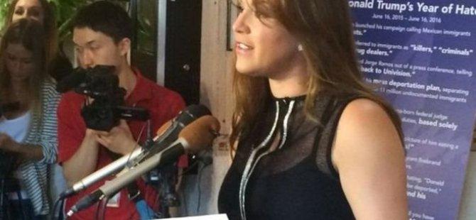 Donald Trump eski kainat güzeli Alicia Machado'ya 'iğrenç' dedi