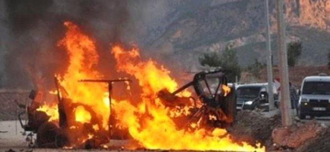 Mısır'da terör saldırısı:  5 polisin hayatını kaybetti, 9 asker yaralandı