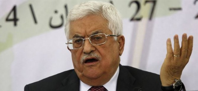 Mahmud Abbas: İsrail'le barışmaya hazırız