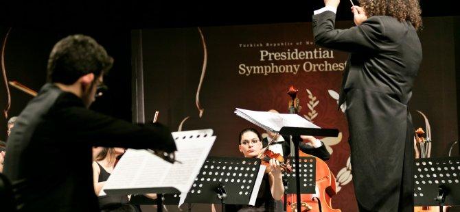 Cumhurbaşkanlığı Senfoni Orkestrası, Türksoy Opera Günleri'nin açılışını yapacak