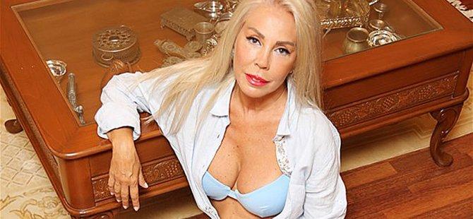 Semiha Yankı 58 yaşında bikinili poz verebilmenin sırrını paylaştı