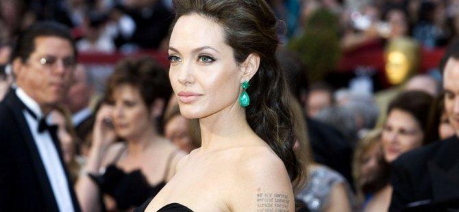 Angelina Jolie'nin mücevherleri kimde kalacak?