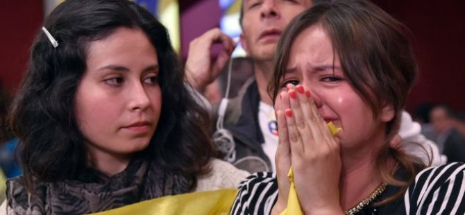 Kolombiya'da barış anlaşması referandumda reddedildi