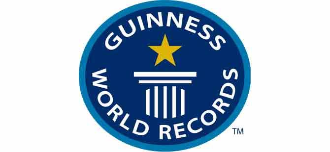 Kıbrıs'ın güneyinde Guinness rekoru kırıldı!