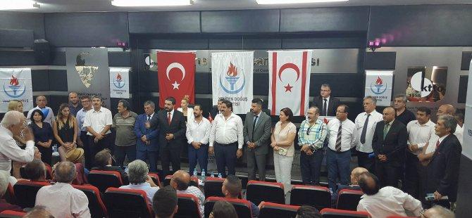 YDP Başkanlığına Erhan Arıklı getirildi