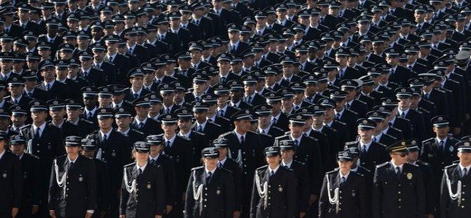 Emniyet'te 'FETÖ' depremi; 12 bin polis açığa alındı