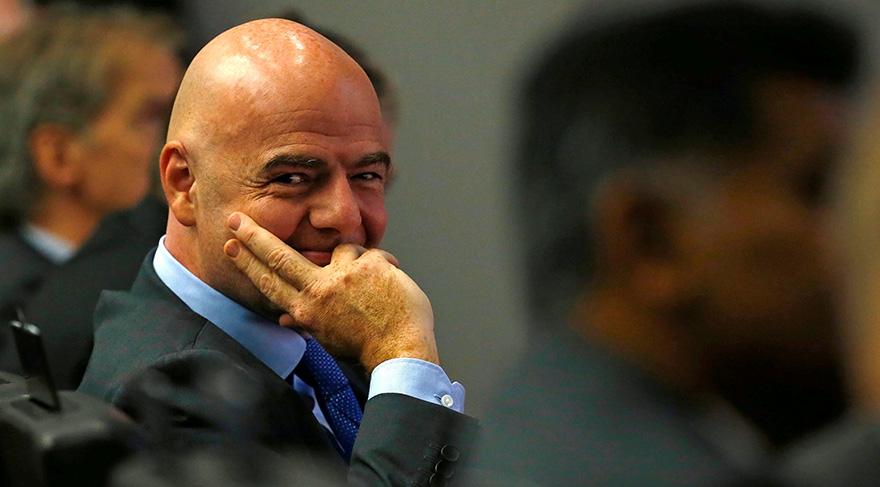 FIFA'dan radikal adım…