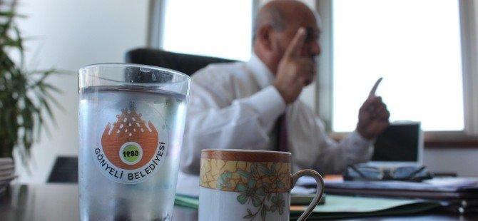 Gönyeli Belediyesi Su İçin Abonelik Sözleşmesini İmzaladı