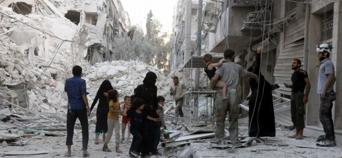 ABD Suriye ateşkes görüşmelerini durdurdu