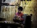 Doğuştan çömlekçi Filistinli