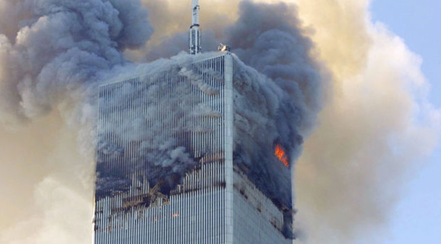 11 Eylül elbisesi büyük tepki çekti