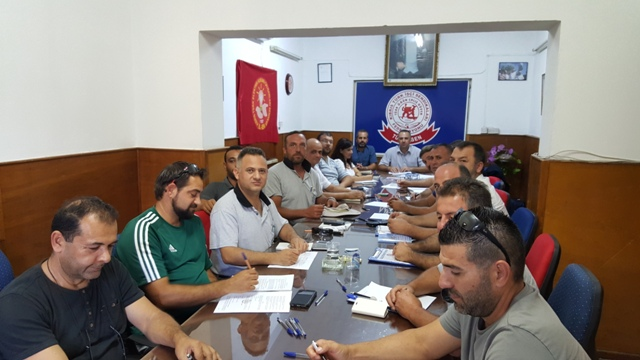 EL-SEN Yönetim Kurulu İzlenecek Politika ve Stratejilerini yeniden belirledi