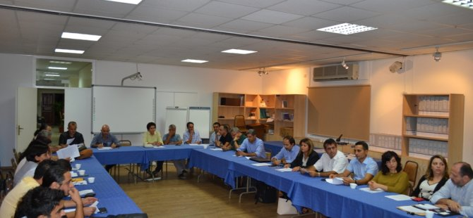 5 Ekim Dünya Öğretmenler Günü dolayısıyla panel düzenlendi