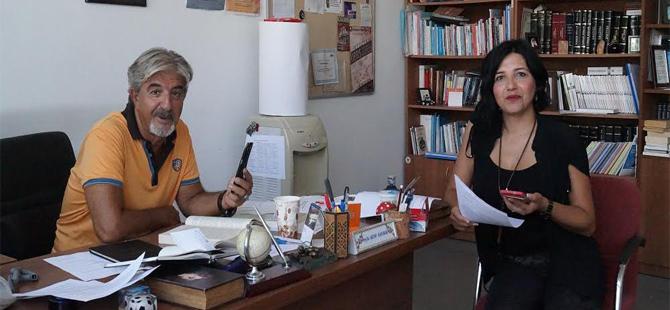 UKÜ öğretim üyeleri TRT Radyosu'nun canli yayin konuğu oldu