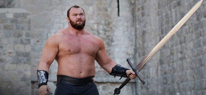Game of Thrones'un 'Dağ'ı Türkiye'ye gidiyor