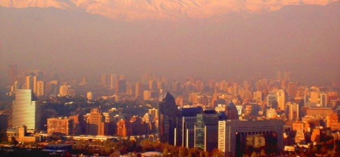 Şili hava kirliliğini azaltmak için 1 milyar dolar harcayacak