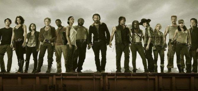 """""""The Walking Dead'in çizgi romanıyla dizisinin finali farklı olacak"""""""
