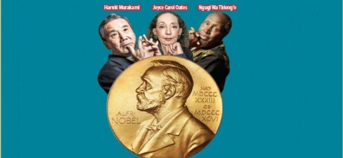 Nobel Edebiyat Ödülü'nün favorisi kim; hangi adaya bire kaç veriliyor?
