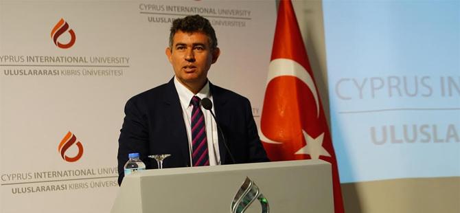 UKÜ Türkiye Barolar Birliği Başkanı Metin Feyzioğlu'nu ağırladı