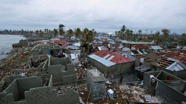 Karayipler'i vuran Matthew kasırgasında ölü sayısı 264