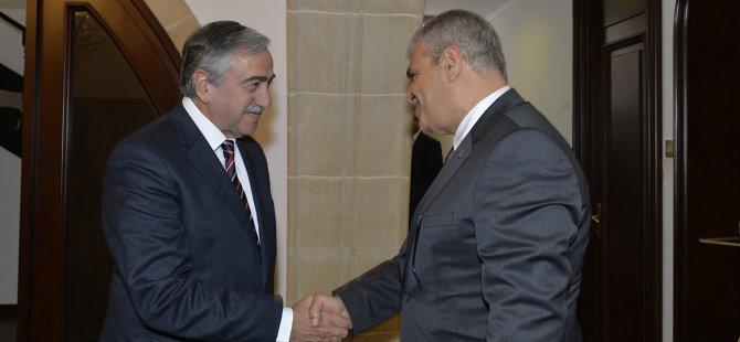 """""""Yarım yüzyıldır Kıbrıs sorunu devam ediyor"""""""