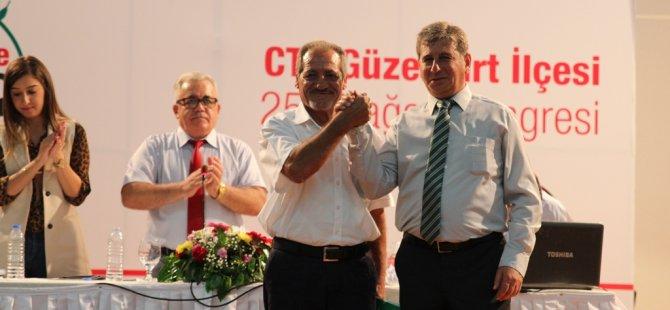 CTP Güzelyurt İlçe Başkanlığı'na Doğan Şahali seçildi