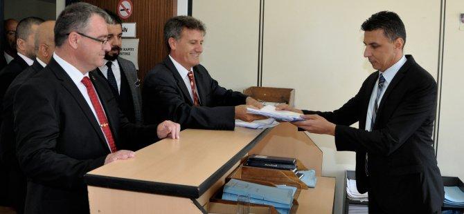 YDP, tescil için İçişleri Bakanlığı'na başvurdu