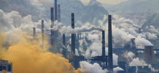 Her yıl 7 milyon kişi hava kirliliği nedeniyle hayatını kaybediyor