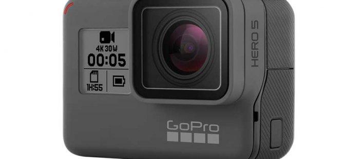 GoPro Hero 5 Türkiye Çıkış Tarihi Belli Oldu