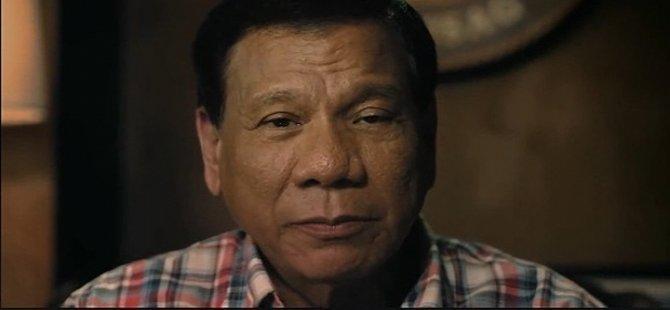 Filipinler Devlet Başkanı'ndan Obama'ya hodri meydan: Hadi beni devirin!