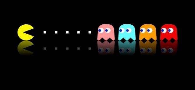 Gençlik ve Spor Bakanlığı'na göre, Pacman 'Müslüman çarşaflı kadınları toplayarak ilerleme oyunu'