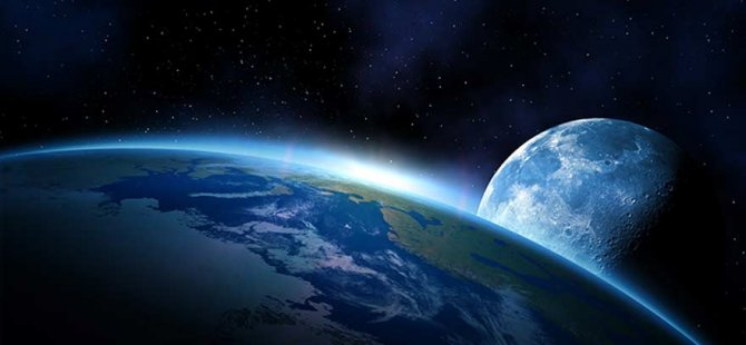 Kim demiş diğer gezegenlerde su yok diye?