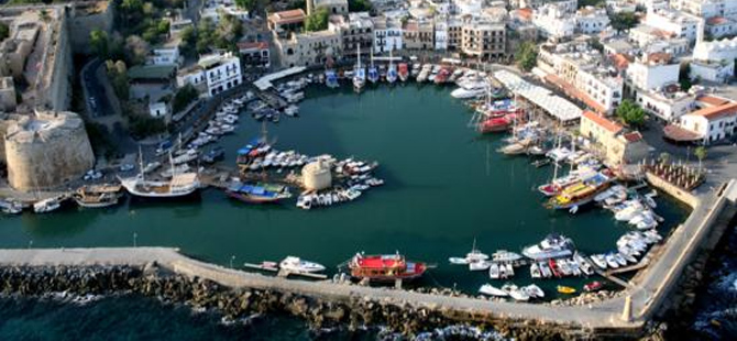 Girne Turizm Limanı'nda kokain baskını!