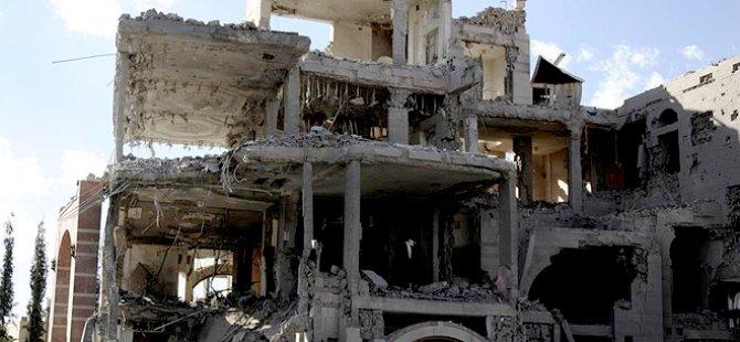 Yemen'de hava saldırısı!